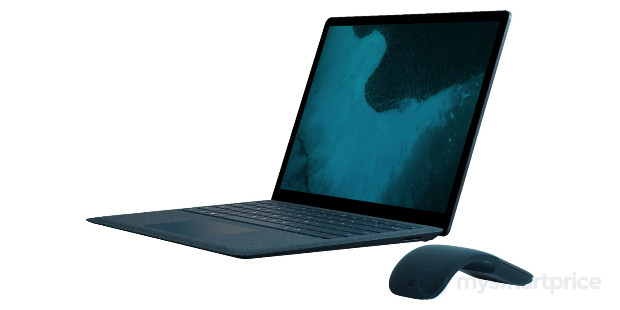 Updated Surface Laptop leaks murdered out in black 21