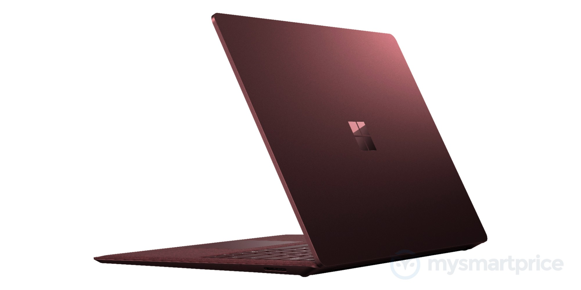Updated Surface Laptop leaks murdered out in black 7