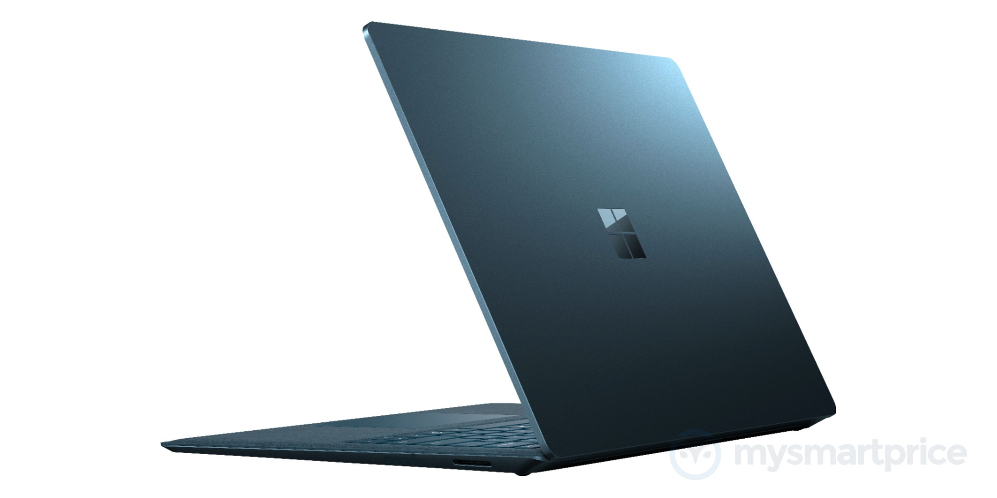 Updated Surface Laptop leaks murdered out in black 6