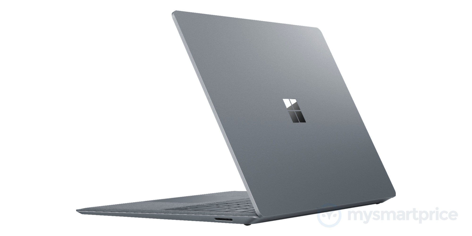 Updated Surface Laptop leaks murdered out in black 8
