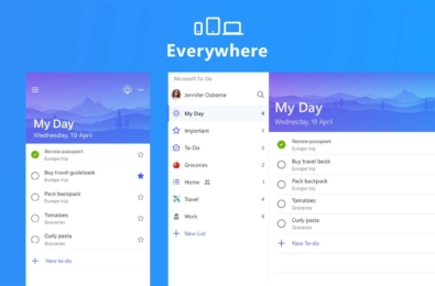 Microsoft To-Do has a web app and it has just been updated 6