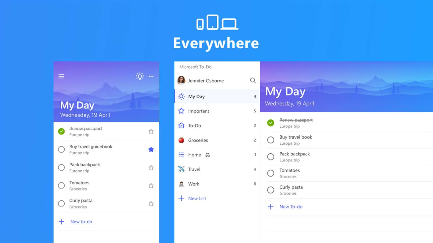 Microsoft To-Do Picks Up Faster Sync on Mobile