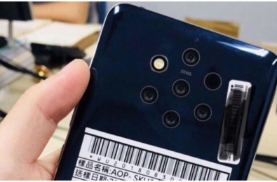 Nokia might launch its penta-lens camera phone in February 2019 6