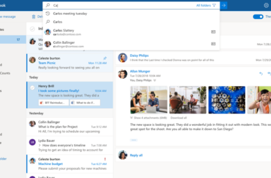 Microsoft rolling out the new Outlook web experience with Suggested replies, improved search and more 20