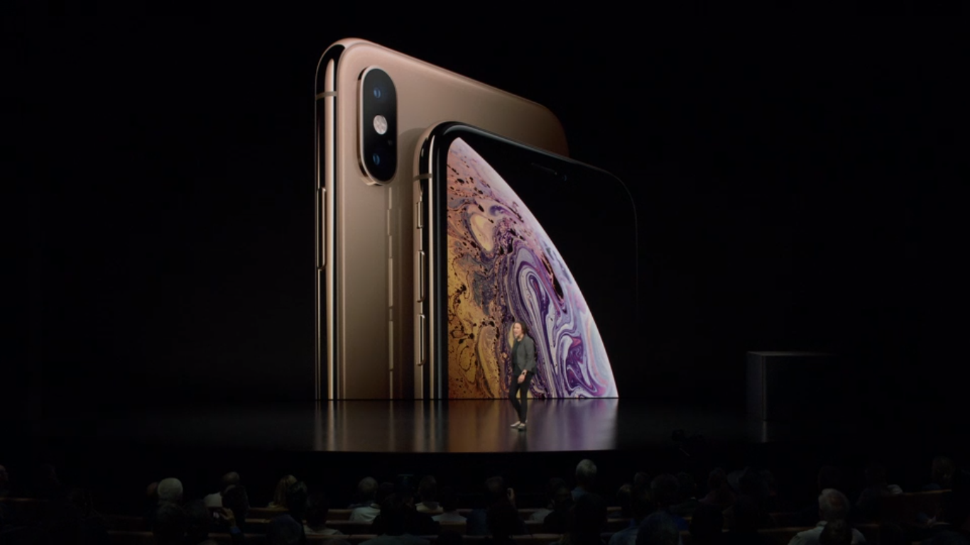 New iPhone XS is really just another iPhone X