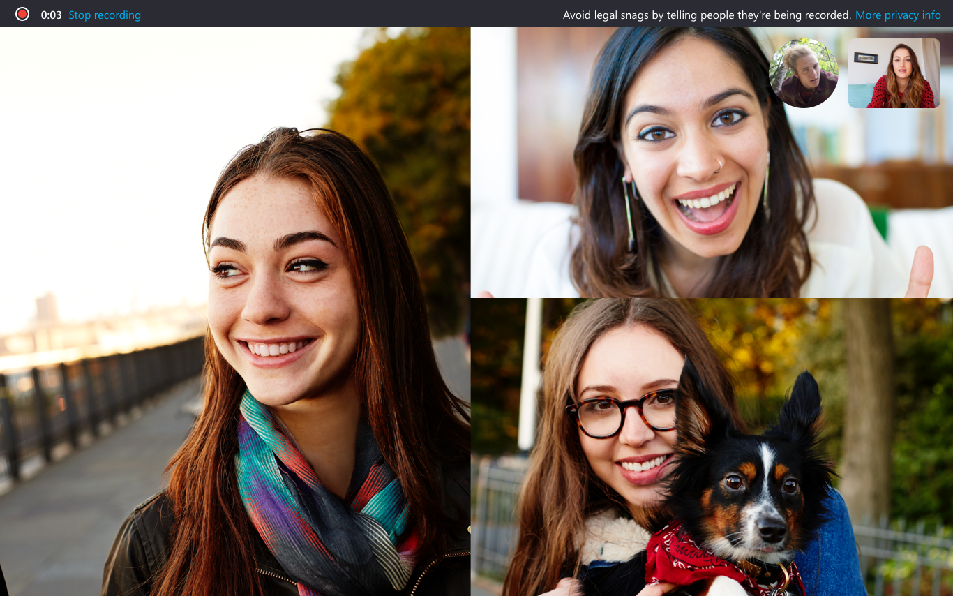 Skype call recording feature now available for iOS, Android and Windows users 1
