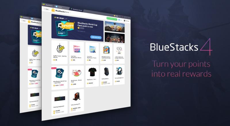 Bluestacks announces a major update to its emulator app - MSPoweruser