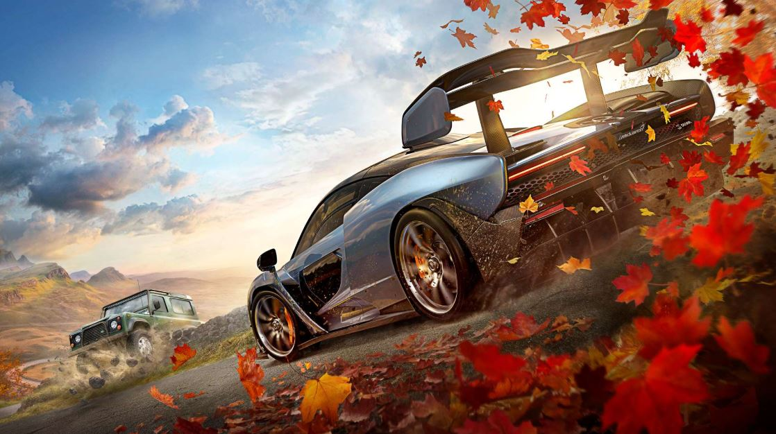 Forza Horizon 4 demo is out today