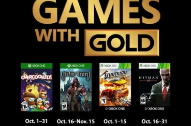October's Games with Gold include Overcooked and Hitman: Blood Money 13