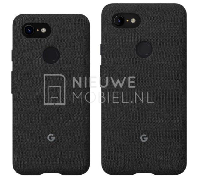 First Pixel 3 Press Renders Looks Official
