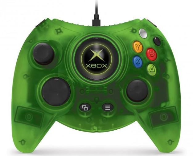 pick up hyperkin s original xbox duke controller now available in