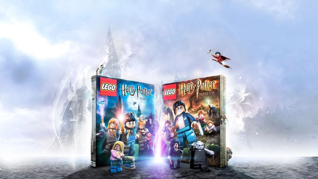 LEGO Harry Potter Collection hits Xbox One next month 1