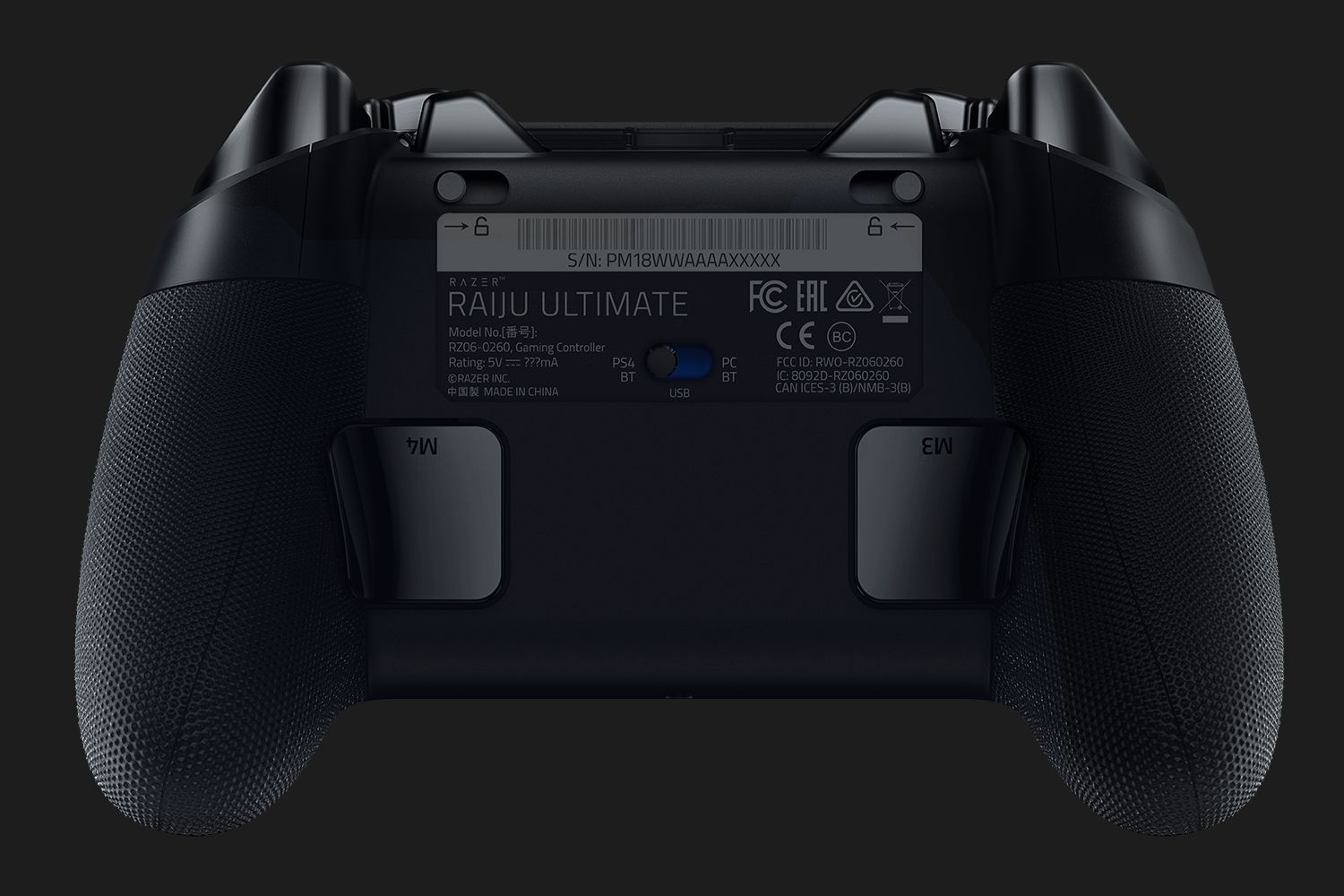 Review Razer Raiju Ultimate Controller Incredible And Expensive Mspoweruser Razer raiju ultimate 2019, wireless and wired gaming controller with mecha tactile action buttons, interchangeable parts, quick control panel and rgb chroma lighting. review razer raiju ultimate controller