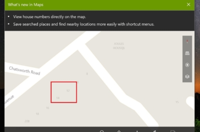 Windows Maps updated for everyone with two new features 8