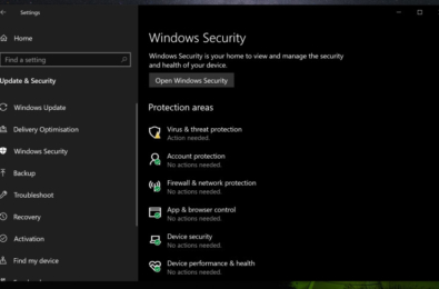 Getting false positives? Here's how to add exemptions to Windows Defender's Scan 13