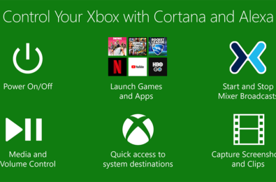 Xbox Insiders get voice command support with Cortana and Alexa 13