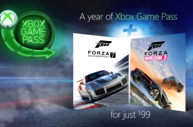 Microsoft is offering two Forza games and a year of Xbox Game Pass for $99 2