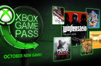 Wolfenstein: The New Order, Metro 2033 Redux and more games join Xbox Game Pass in October 15
