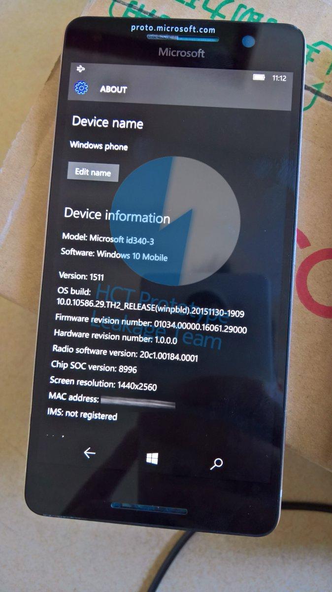 Working Lumia 960 leak in China (again) 5