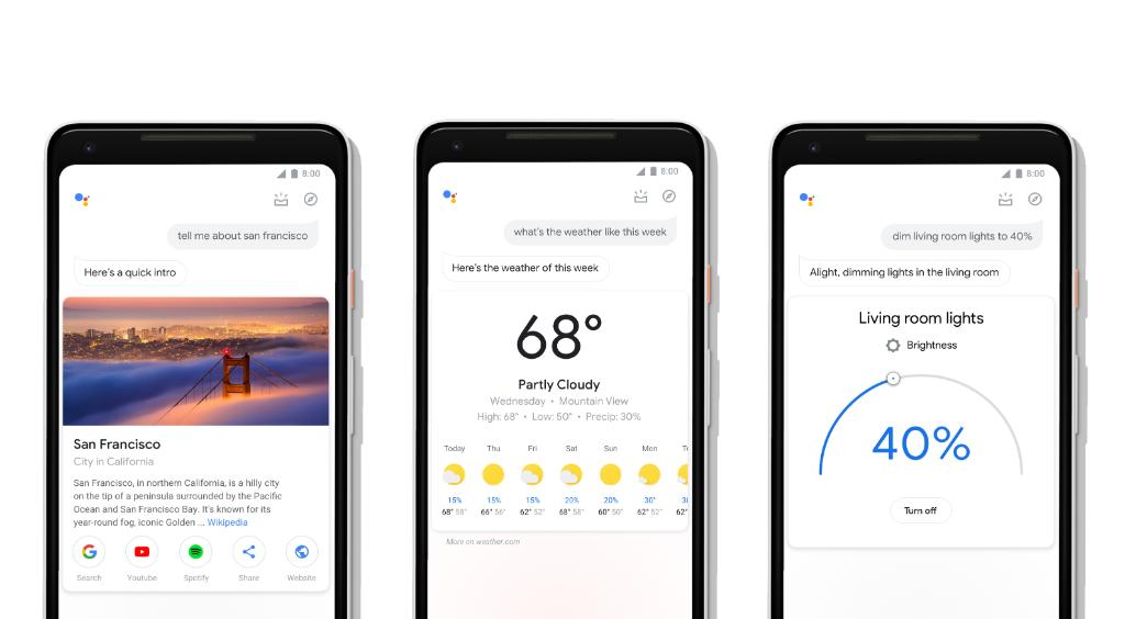 Google Assistant gets visual lyrics and more in big holiday update