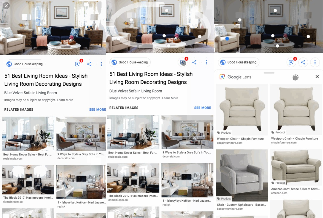 Google integrates Lens with Image Search