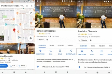 """New Google Maps update will allow you to """"Follow"""" places 3"""