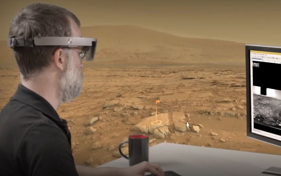 Microsoft's upcoming HoloLens may have leaked (updated) 2