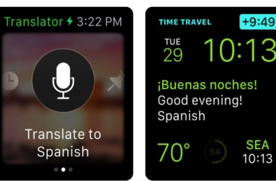 """Microsoft Translator app for iOS updated with significantly improved support for """"Apple Watch"""" 13"""