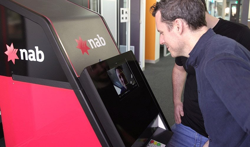 Microsoft and National Australia Bank brings Windows Hello to ATMs