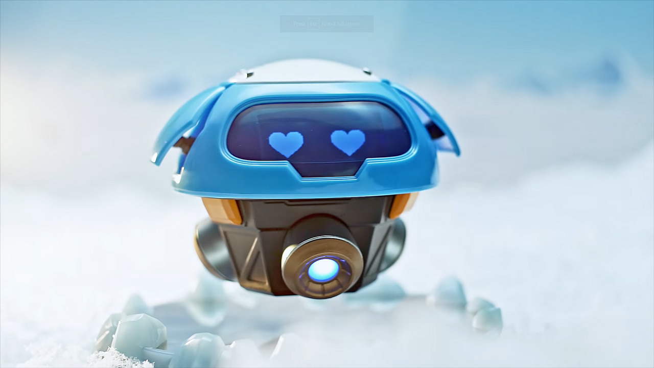 mei s levitating snowball is a very pricey overwatch collectible