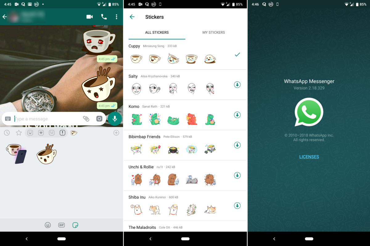 WhatsApp is rolling out Stickers for Android and iOS users 3