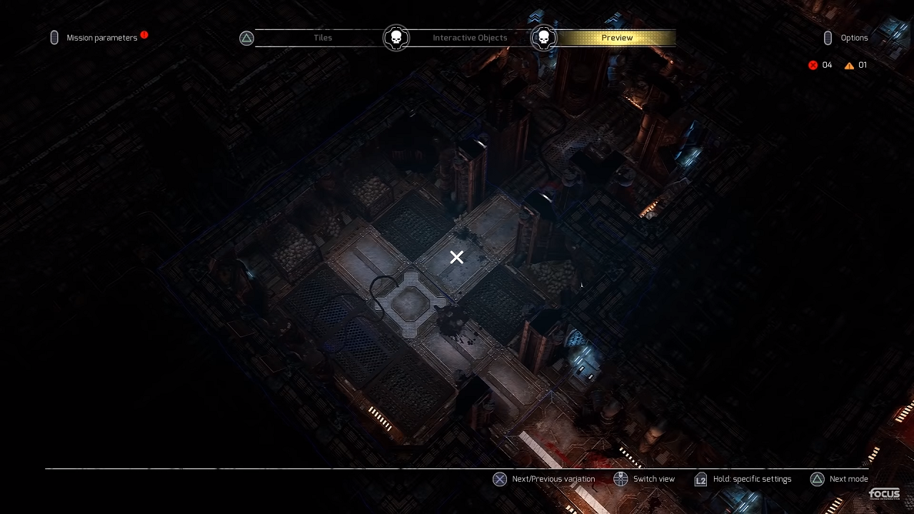 Space Hulk: Tactics boasts an impressive map creation mode - MSPoweruser