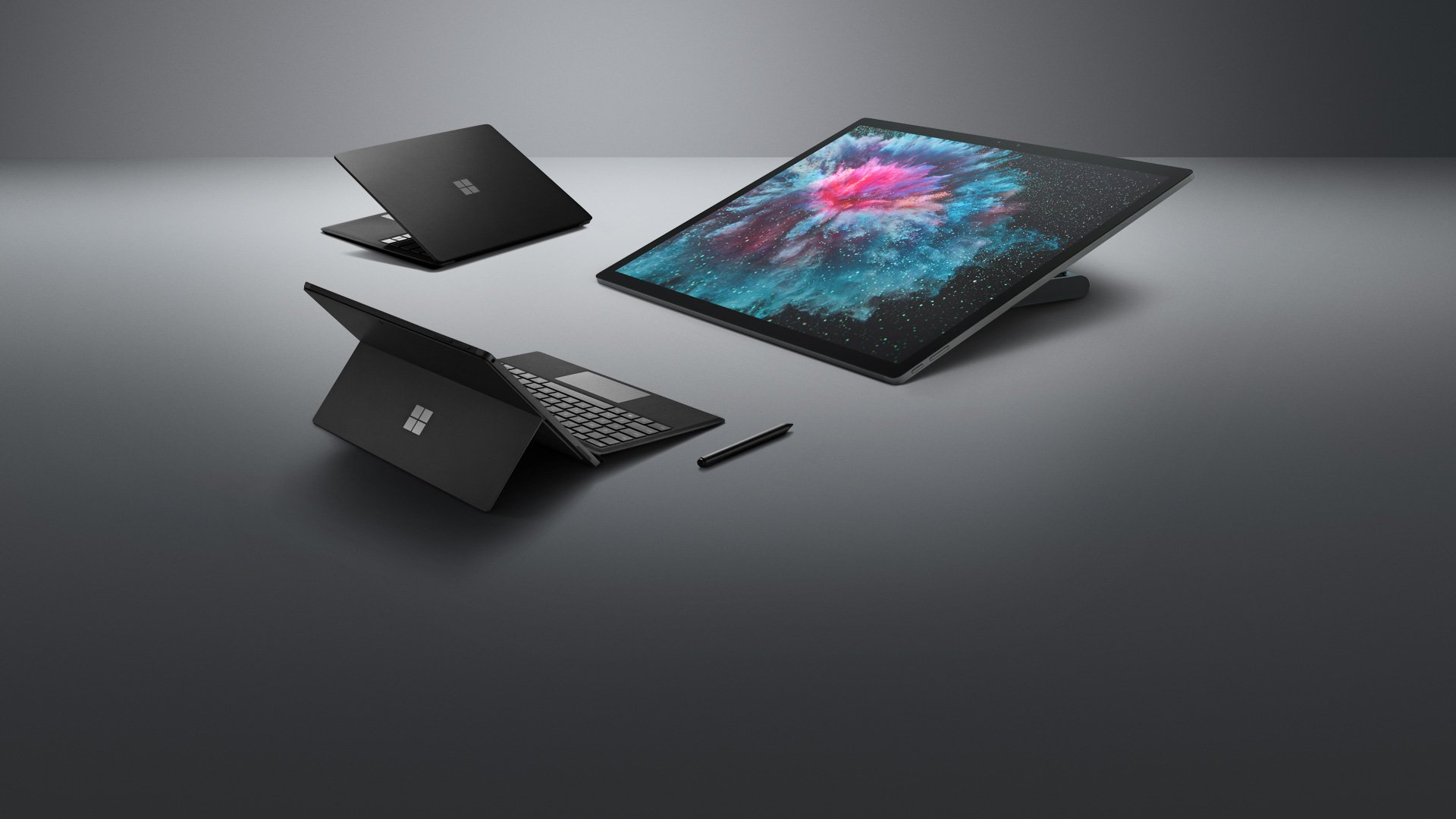 Surface family in black leaks ahead of its announcement 1
