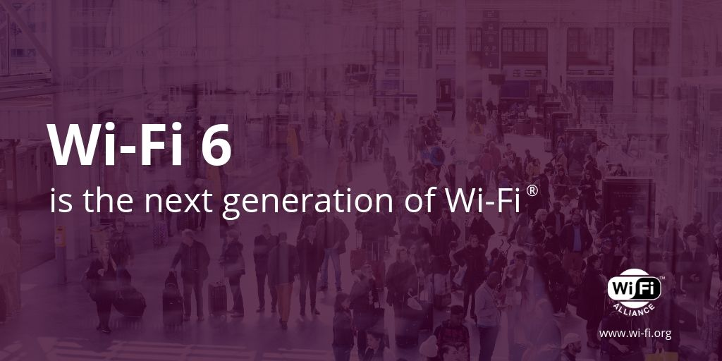 Wi-Fi Alliance simplifes naming system, the next gen 802.11ax tech will be called WiFi 6 1