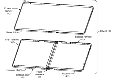 New patent suggests Microsoft is working on an improved Surface Phone 13