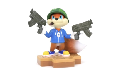 Banjo-Kazooie and Conker figures are coming to Totaku 20