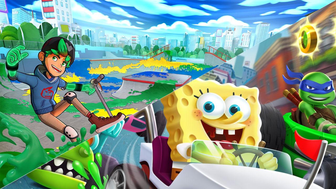 Face Off: Crayola Scoot vs Nickelodeon Kart Racers - MSPoweruser