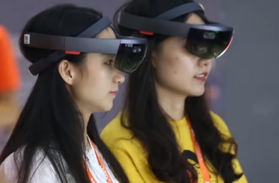 Alibaba showcase Microsoft's HoloLens in largest Mixed Reality event ever (video) 2
