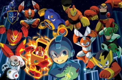 Mega Man live action movie aims to bring the tiny blue bomber to the big silver screen 7