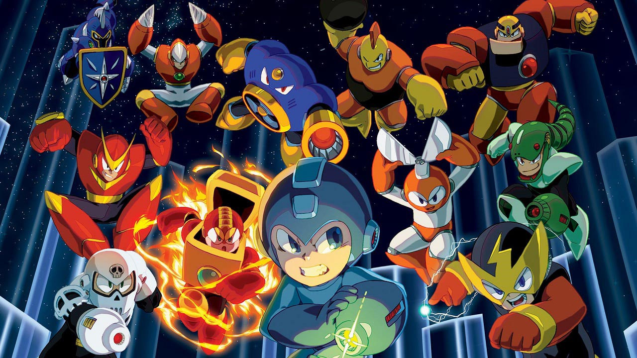 Mega Man live-action movie announced