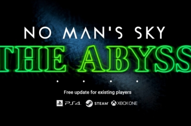 No Man's Sky's spooky The Abyss update releases next week 2