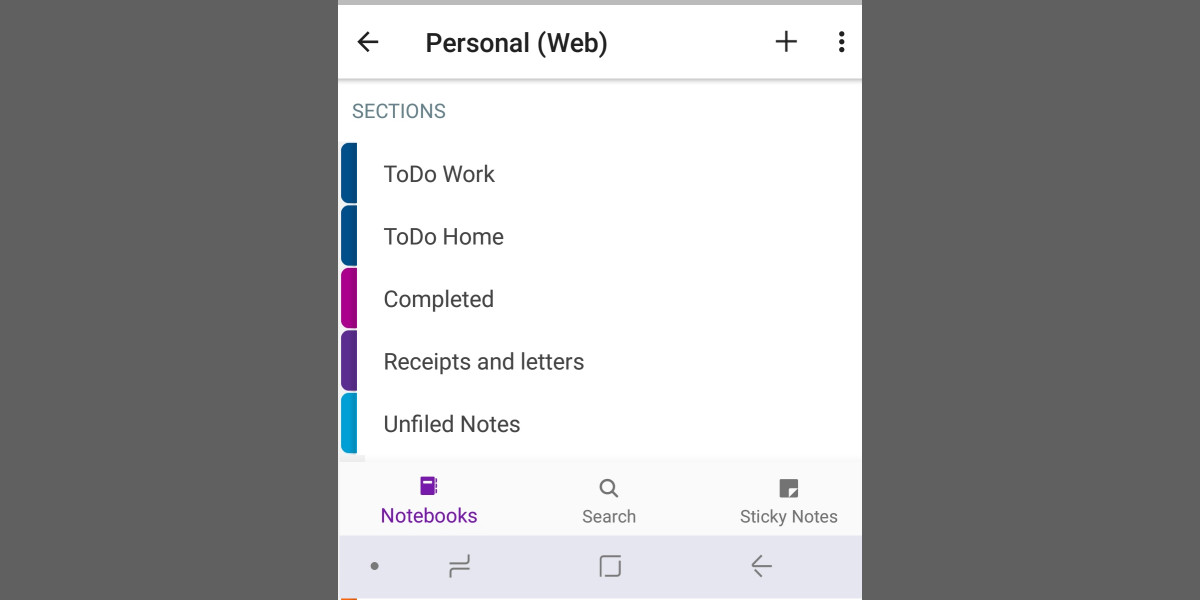 OneNote for Android beta now lets you insert PDFs as PrintOuts