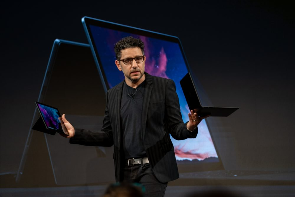 Microsoft announces major reorg, Panos Panay to lead both devices and Windows experience group 1