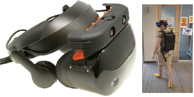 Microsoft Research develop cheap AR headsets using passthrough VR 1
