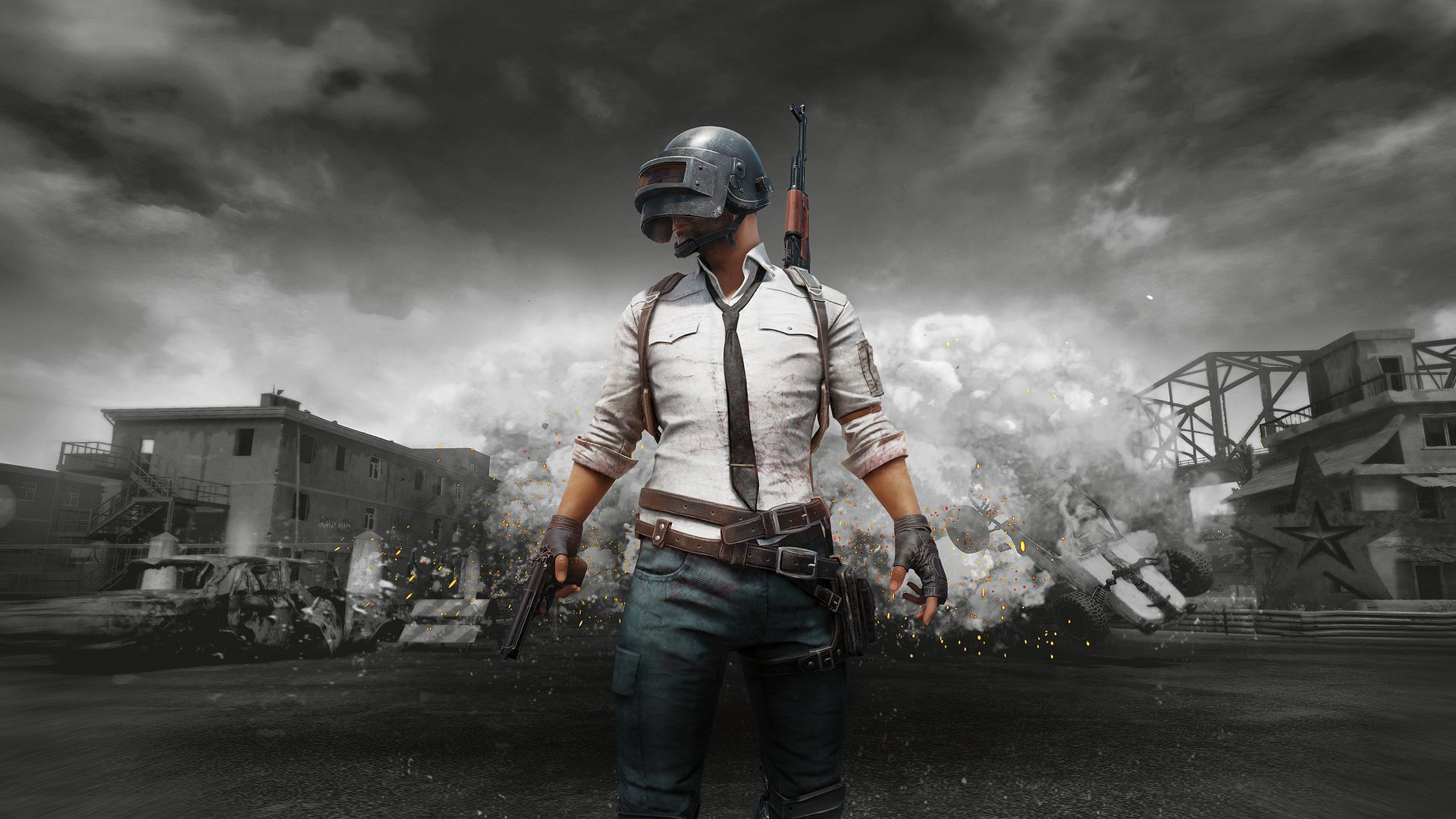 Pubg Lite Wallpaper Hd: PUBG Lite Is A Bespoke New Version For Low-spec Computers