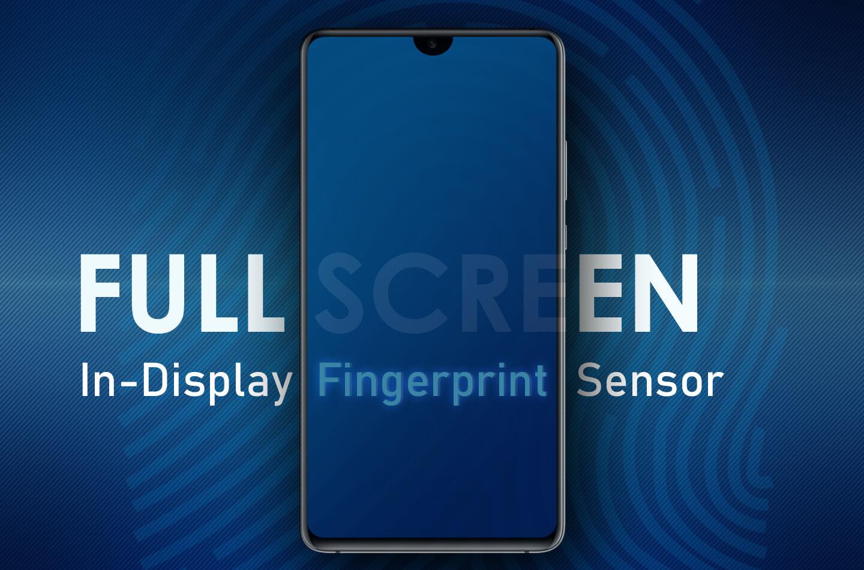 Samsung files a patent for Full Screen Fingerprint-On-Display scanner 1