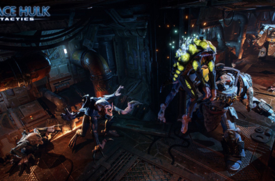 Review: Space Hulk Tactics is a unique strategy game if you can get past the bugs 13