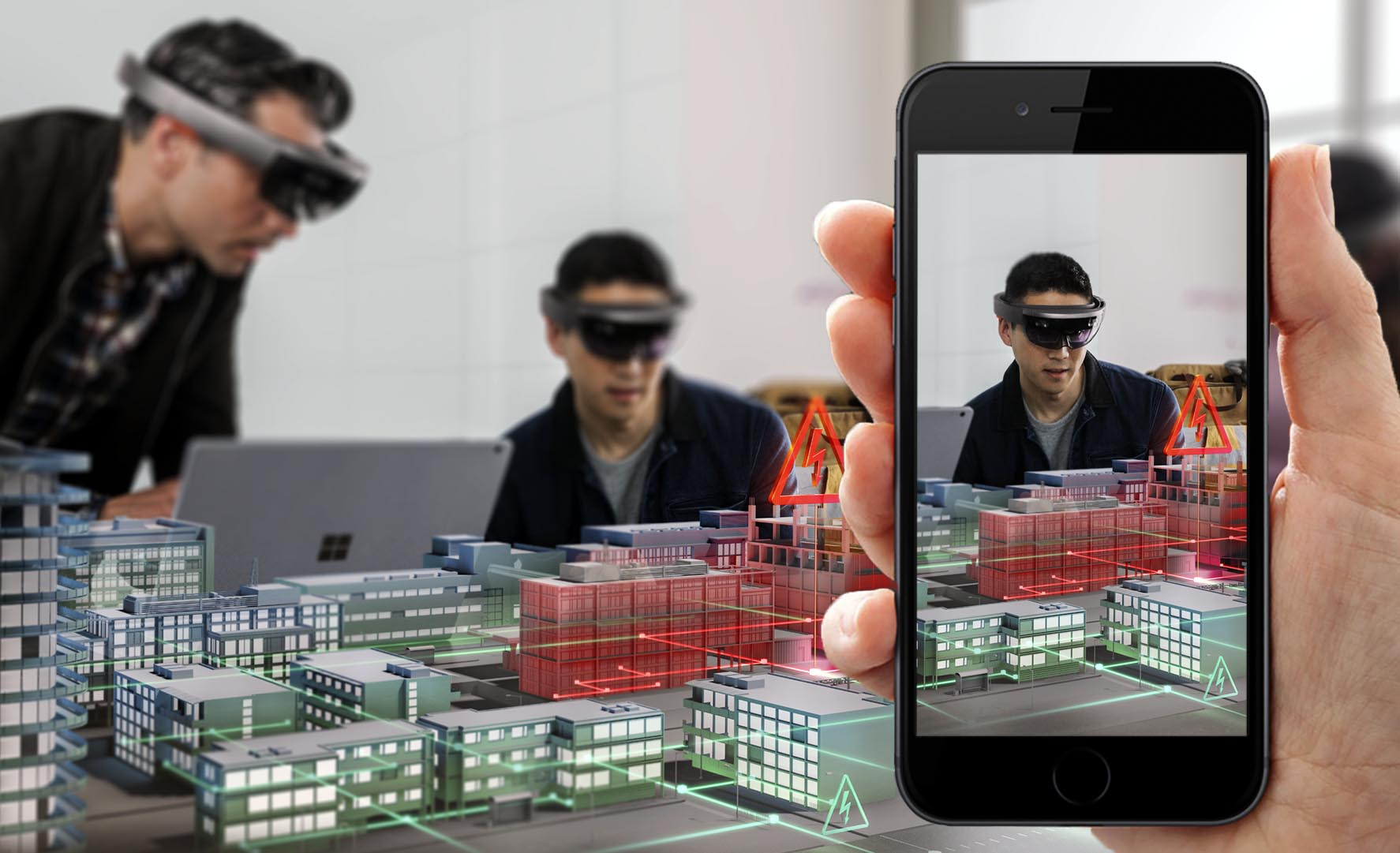 Microsoft lets smartphones join the Mixed Reality fun with