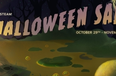 The annual spooky Steam sales have started just in time for Halloween 3