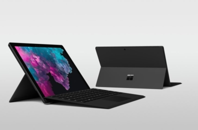 Here's what's changed in the latest Surface Pro(5th Gen) and Surface Pro 6 firmware update 16